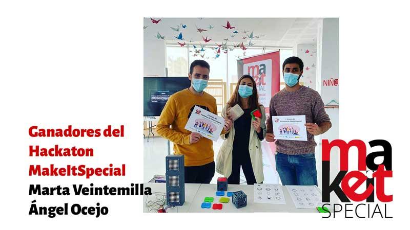El Hackaton de #MakeItSpecial en ElDiario.es